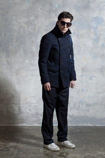 Японская марка Nonnative выпустила лукбук осенней коллекции одежды. Изображение № 14.