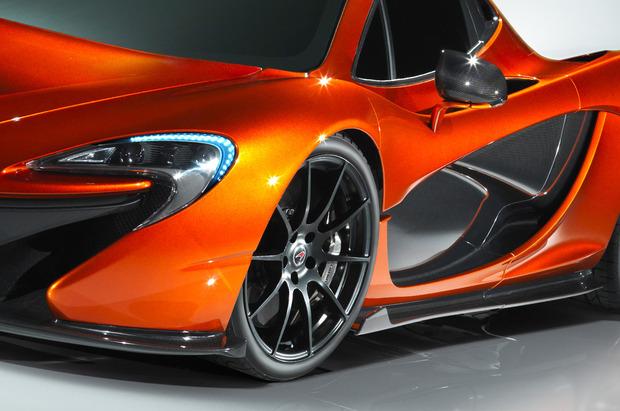 McLaren выпускает новый суперкар P1. Изображение № 4.