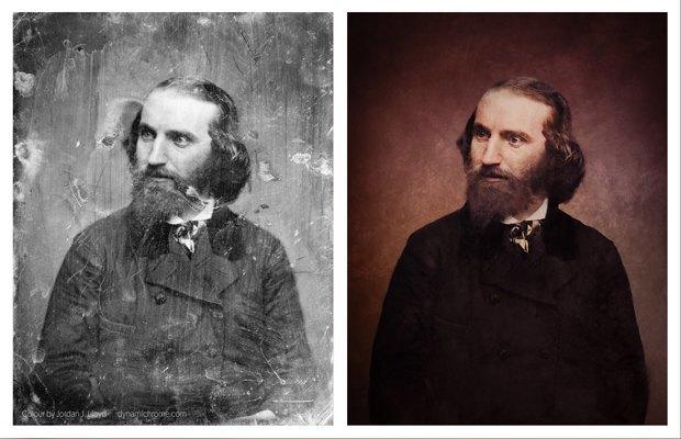 Опубликованы раскрашенные фотографии времен Гражданской войны в США. Изображение № 1.