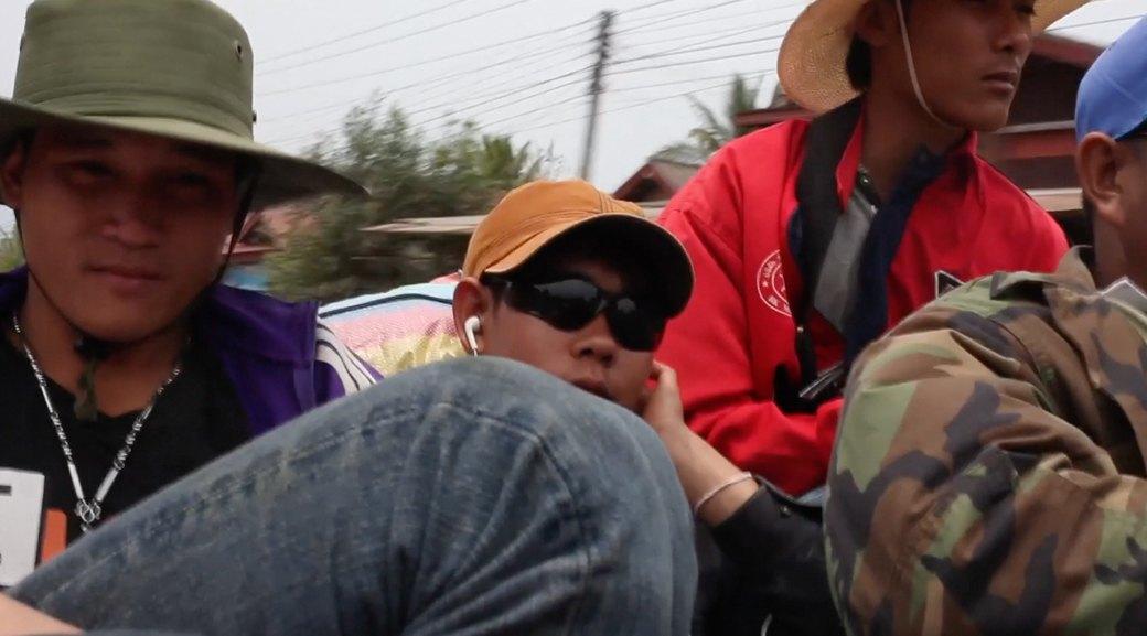 Автостопом по Азии: Как я встретил буддийский Новый год. Изображение № 3.