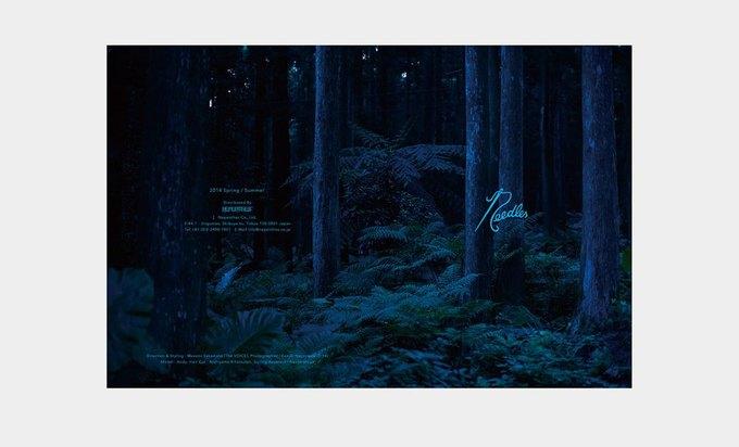 Марка Nepenthes опубликовала лукбук новой коллекции Needles. Изображение № 1.