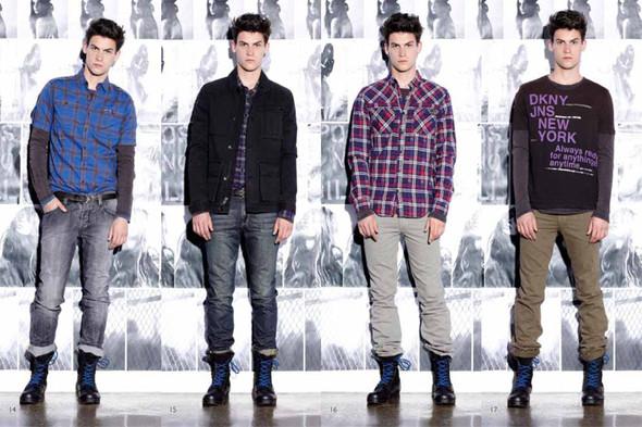 Мужские лукбуки: Zara, H&M, Pull and Bear и другие. Изображение № 25.