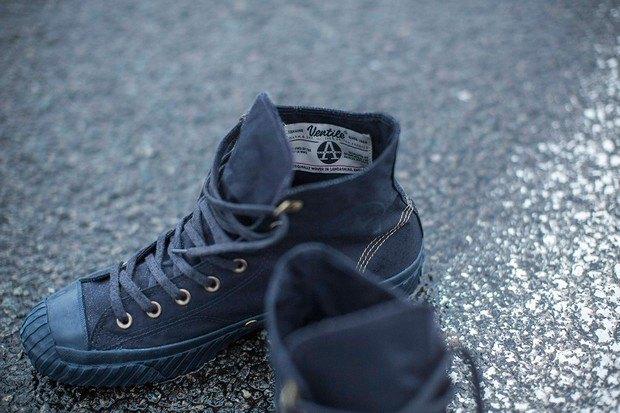 Марки Nigel Cabourn и Converse представили совместную коллекцию обуви. Изображение № 5.