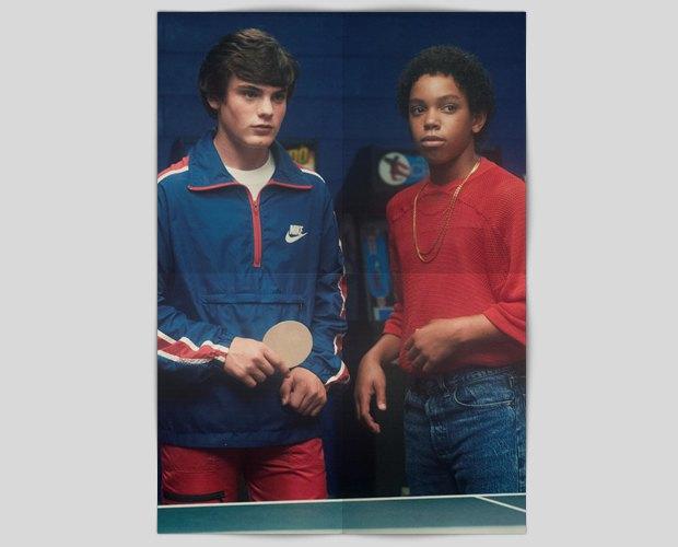 Трейлер дня: «Моё лето пинг-понга». Хип-хоп и пинг-понг в попытках реанимировать романтику 1980-х . Изображение № 1.