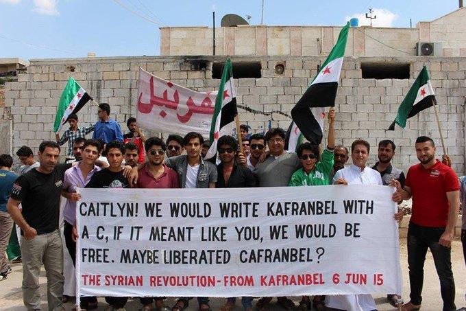 Сирийские повстанцы поддержали Кейтлин Дженнер. Изображение № 1.