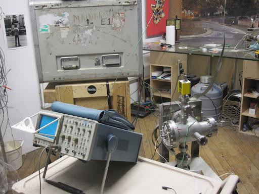 Американец построил ядерный реактор из деталей, купленных на eBay. Изображение № 7.