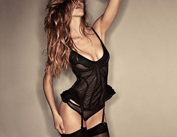 Модель Элени Ти снялась в рекламе марки Lascivious. Изображение № 6.