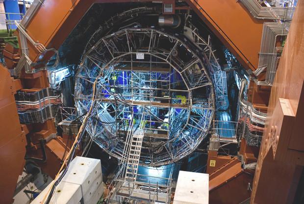 Еще один детектор —ALICE . Изображение № 8.