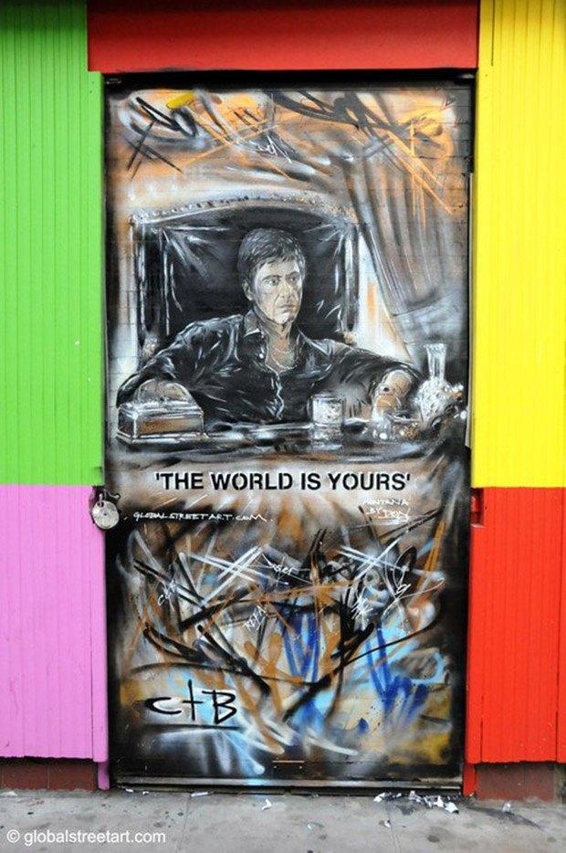 Google Street Art: Онлайн-музей граффити под открытым небом. Изображение № 37.