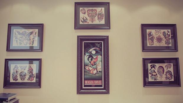 Хруст костей: Интервью с татуировщиком Дмитрием Речным. Изображение № 15.