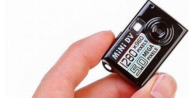 7 самых миниатюрных гаджетов в мире. Изображение № 6.