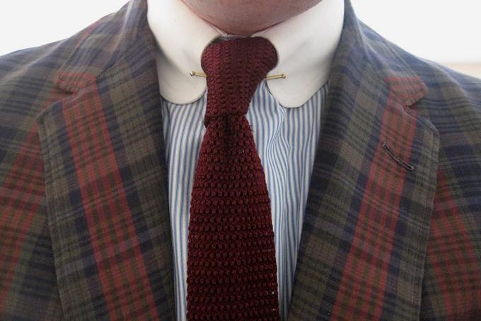Гид по аксессуарам для галстуков. Изображение № 6.