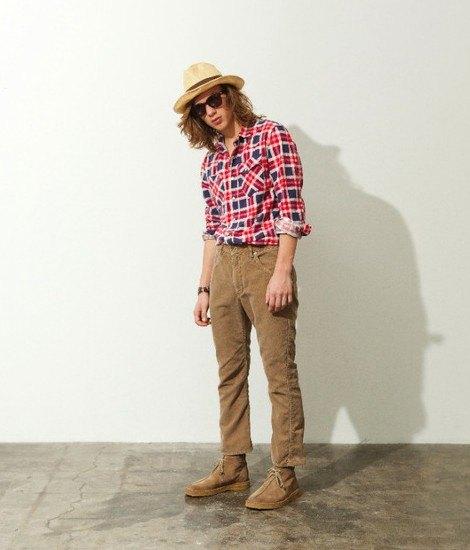 Японская марка Nonnative представила весеннюю коллекцию одежды. Изображение № 18.