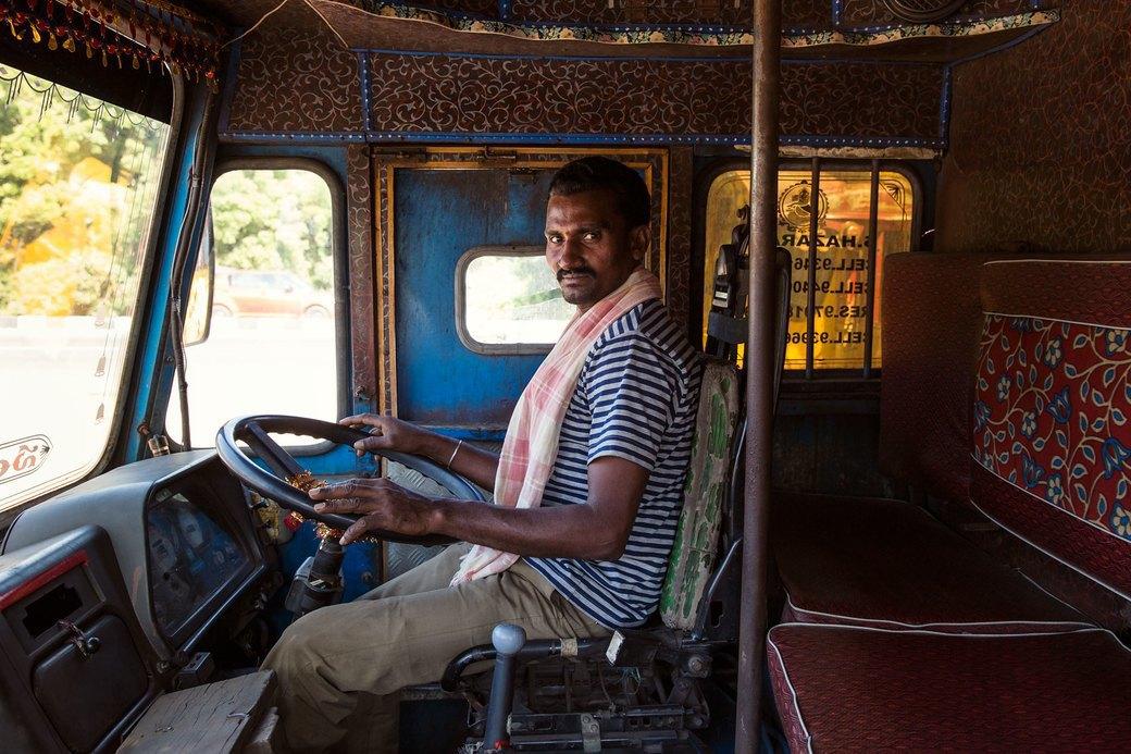 Я и друг мой грузовик: Индийские дальнобойщики и их автомобили. Изображение № 19.