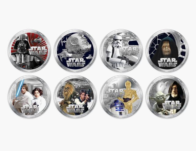 Как герои поп-культуры появлялись на монетах и почтовых марках. Изображение № 4.