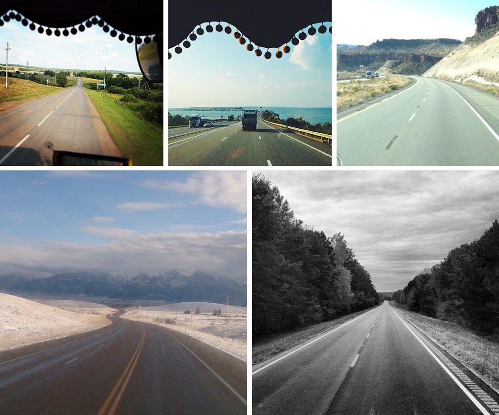 Что публикуют в своих Instagram дальнобойщики разных стран. Изображение № 3.