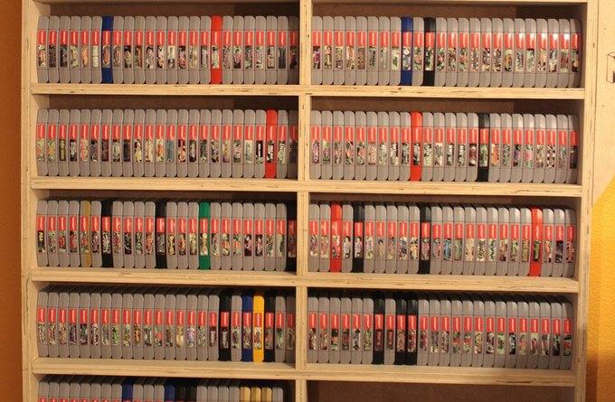 На eBay выставили на продажу почти 6 тыс. ретровидеоигр. Изображение № 2.