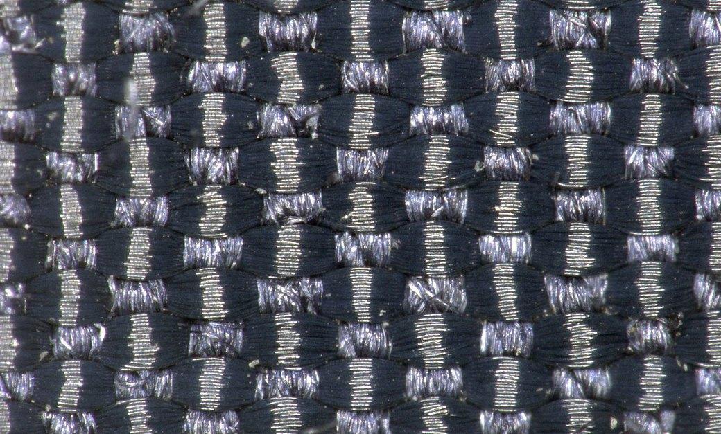 Как выглядят технологичные ткани под микроскопом. Изображение № 5.