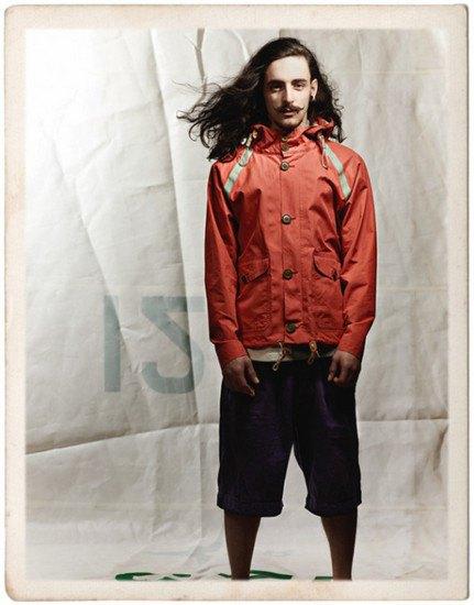 Марка Nigel Cabourn опубликовала лукбук весенней коллекции одежды. Изображение № 4.