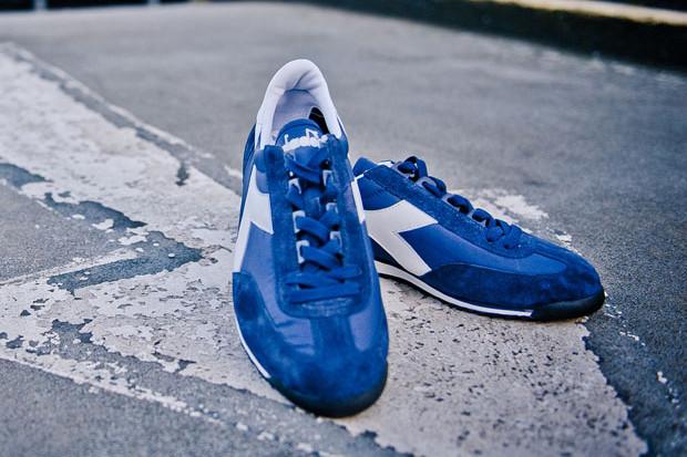 Итальянская марка Diadora выпустила весеннюю коллекцию кроссовок. Изображение № 5.