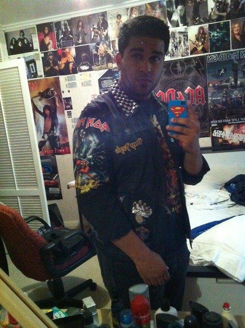 Battle Jackets: Tumblr-блог, посвящённый жилетам с нашивками. Изображение № 14.