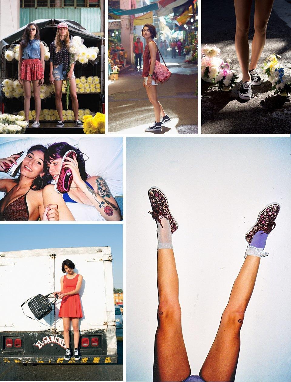Sneaker porn: 10 Tumblr-блогов с красивыми девушками в кроссовках. Изображение № 7.