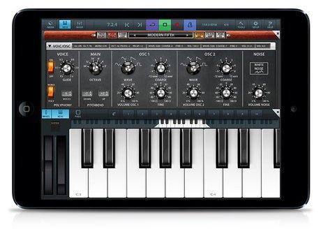Нажми на кнопку: 10 приложений для создания музыки. Изображение № 12.