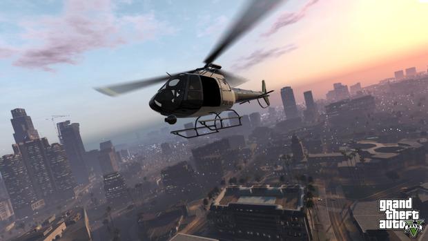 Опубликованы новые скриншоты игры GTA V. Изображение № 11.
