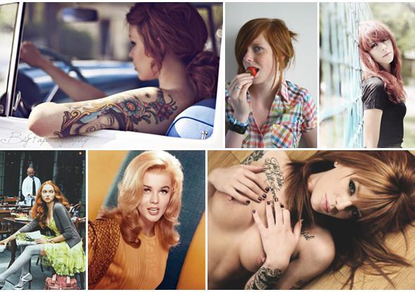 Шоу-гелз: 100 тумблер-блогов с фотографиями девушек. Изображение № 13.