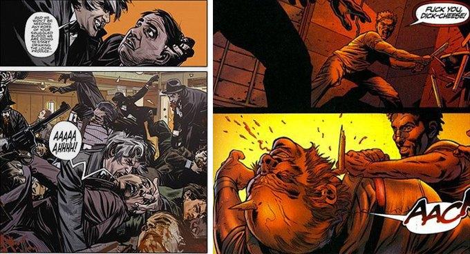 10 жестоких персонажей комиксов, о которых не доложили Роскомнадзору. Изображение № 7.