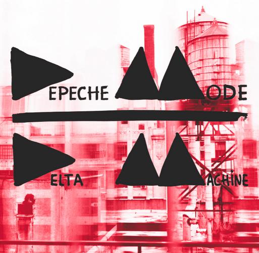 Depeche Mode опубликовали обложку и треклист нового альбома. Изображение № 1.