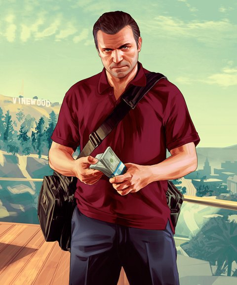 Вышедшая GTA V стала самой дорогой в мире видеоигрой . Изображение № 1.