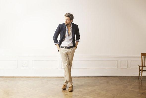 Мужские лукбуки: Zara, H&M, Pull and Bear и другие. Изображение № 8.