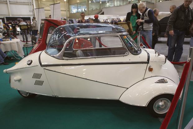 Машина времени: 8 лучших ретроавтомобилей с выставки «Олдтаймер». Изображение № 14.