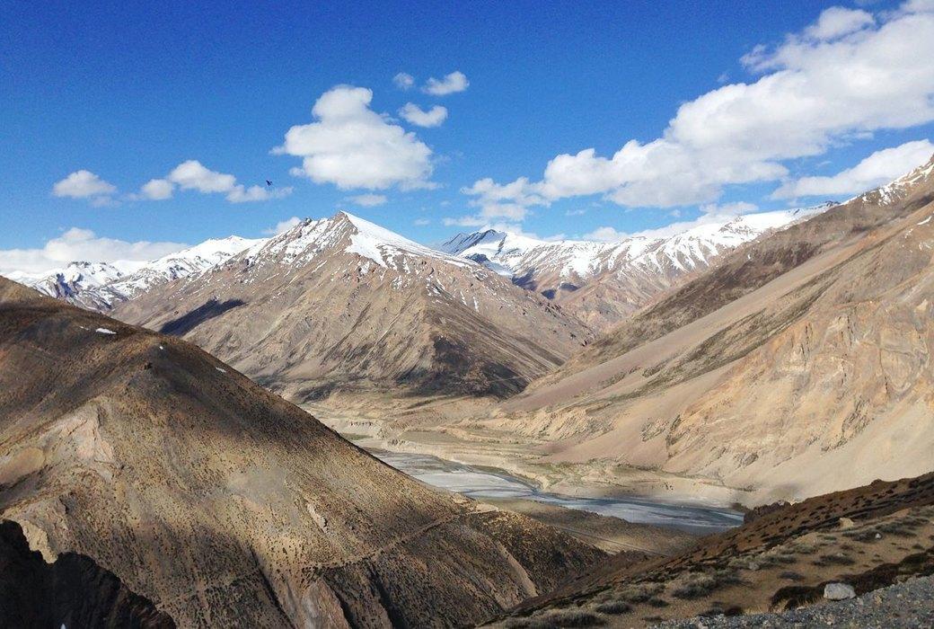 «Я думал, что умер и попал в рай»: Как я поднялся в Гималаи на мотоцикле. Изображение № 6.