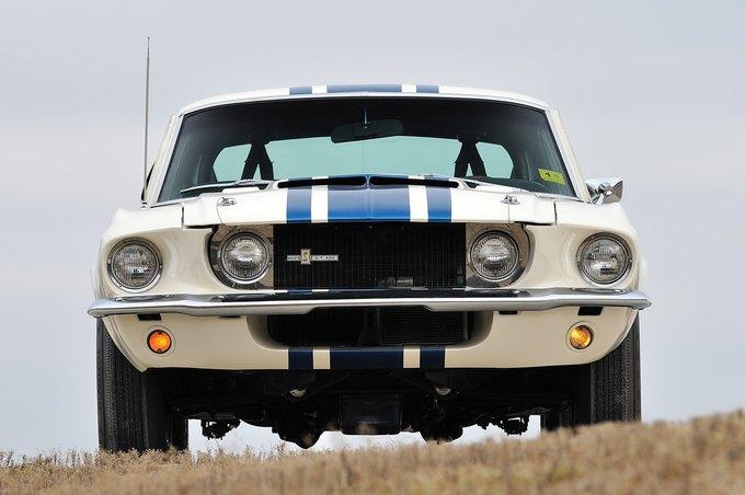 В США на аукционе продали самый дорогой Ford Mustang. Изображение № 7.