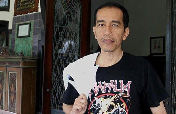 Металлист стал президентом Индонезии. Изображение № 2.