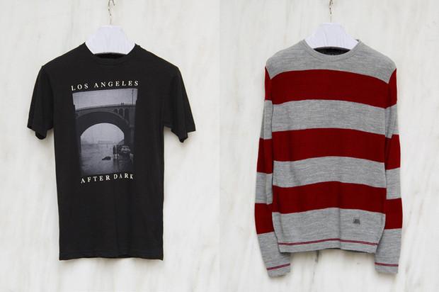 Американская марка Freshjive выпустила вторую часть весенней коллекции одежды. Изображение № 17.