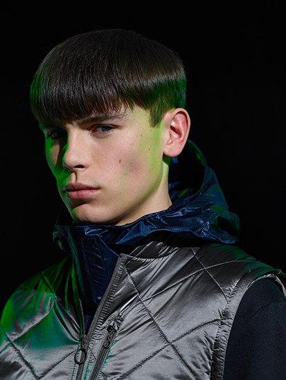 Марка Adidas Originals и дизайнер Казуки Кураиши запустили новую линейку одежды. Изображение № 5.