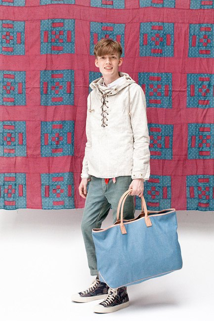 Японская марка Visvim опубликовала лукбук новой коллекции. Изображение № 11.