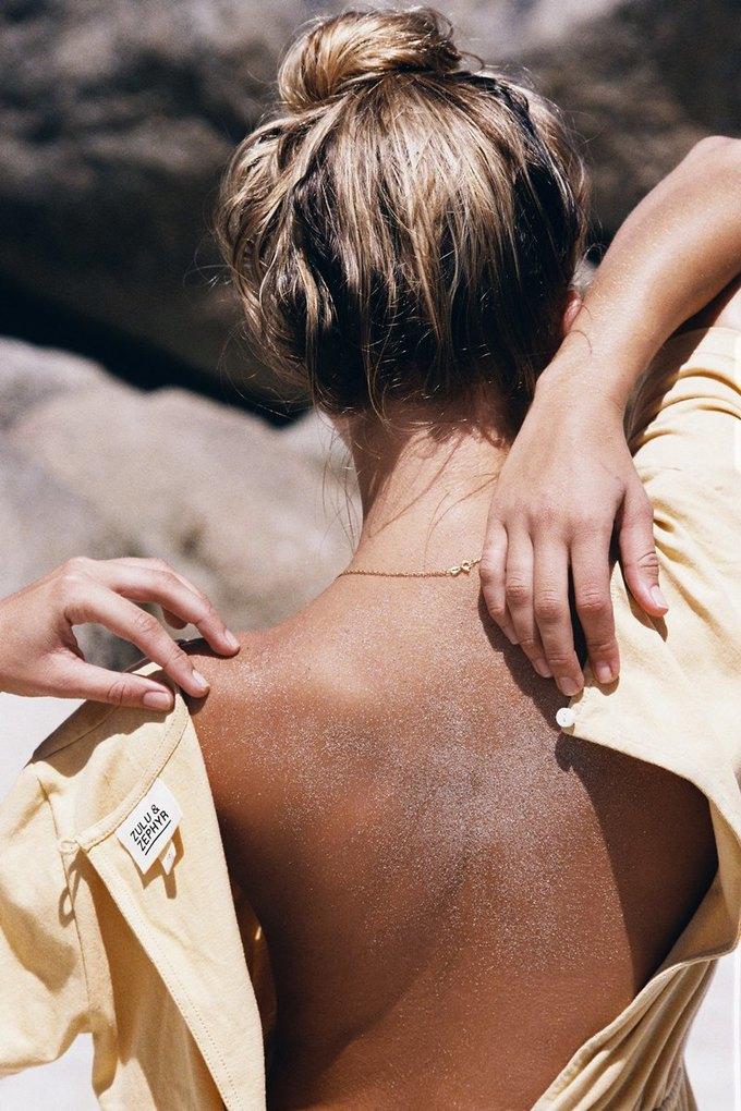 Хенрик Пурьенн сфотографировал Шейн ван дер Вестьхьюзен для лукбука австралийской марки Zulu+Zephyr. Изображение № 8.