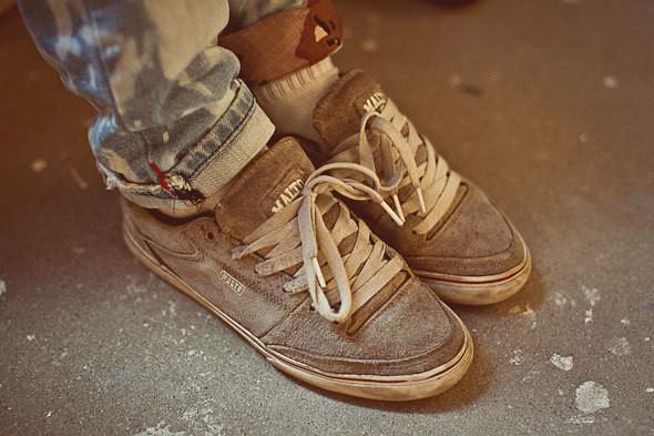 Фоторепортаж: 50 мужских кроссовок на выставке Faces & Laces. Изображение № 27.
