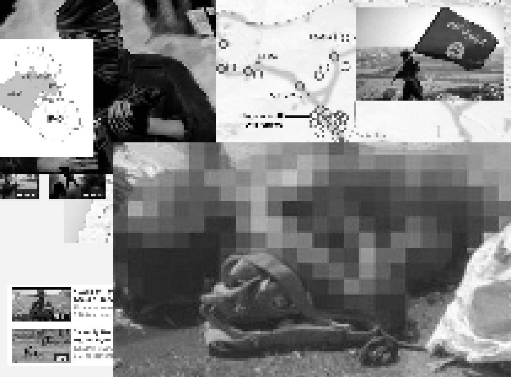 Ловля сетью: Как террористы ведут пропаганду и вербовку в социальных медиа. Изображение № 5.