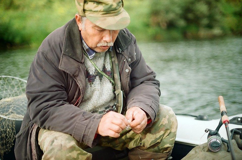 Фоторепортаж: Как редакторы FURFUR съездили на рыбалку. Изображение № 43.