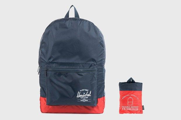 Марка Herschel опубликовала лукбук осенней коллекции рюкзаков. Изображение № 5.