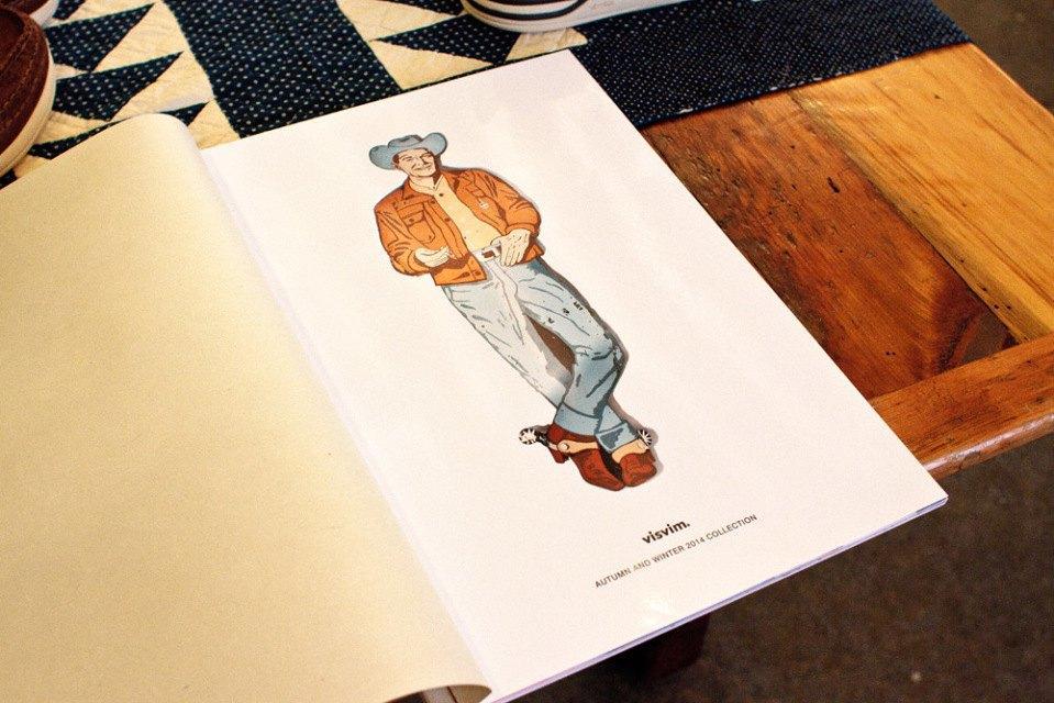 Марка Visvim опубликовала фотографии с презентации новой коллекции. Изображение № 21.
