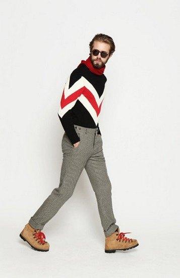 Марка Ovadia & Sons опубликовала лукбук осенней коллекции одежды. Изображение № 18.
