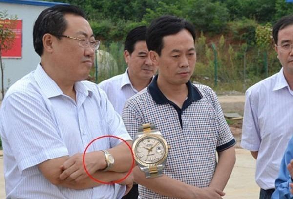 В Китае взятки дорогими часами достигли катастрофических масштабов. Изображение № 3.