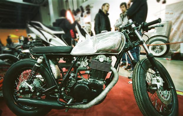 Лучшие кастомные мотоциклы выставки «Мотопарк 2012». Изображение №11.