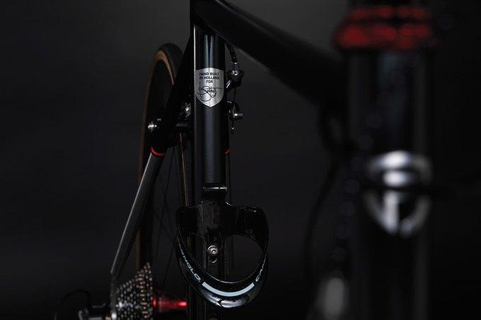 Марка Primarius представила новый гоночный велосипед. Изображение № 2.